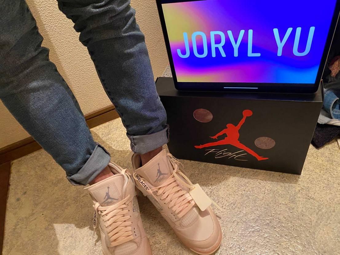 今日の靴は