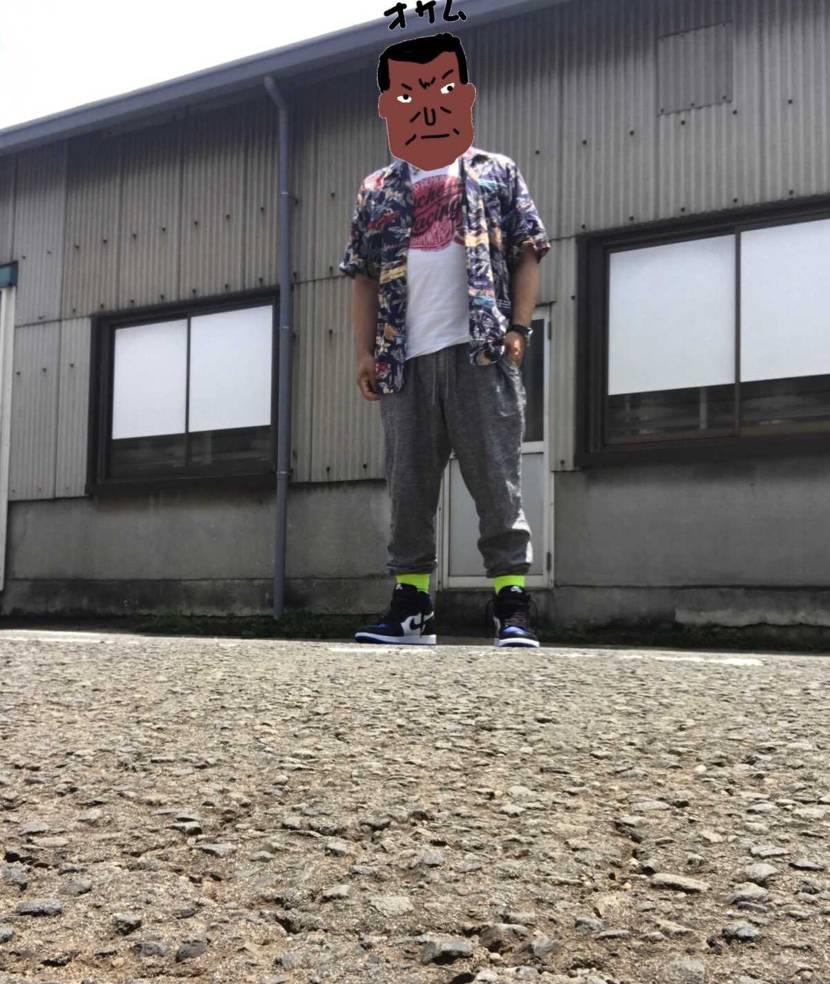 SundayOyaji Style ようやく履けた 昨日に引き続きです