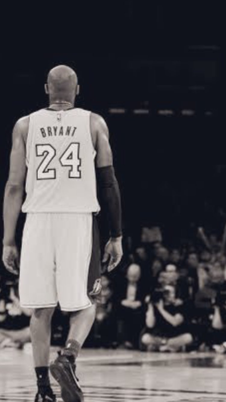 RIP kobe 24+8. You are the man all over