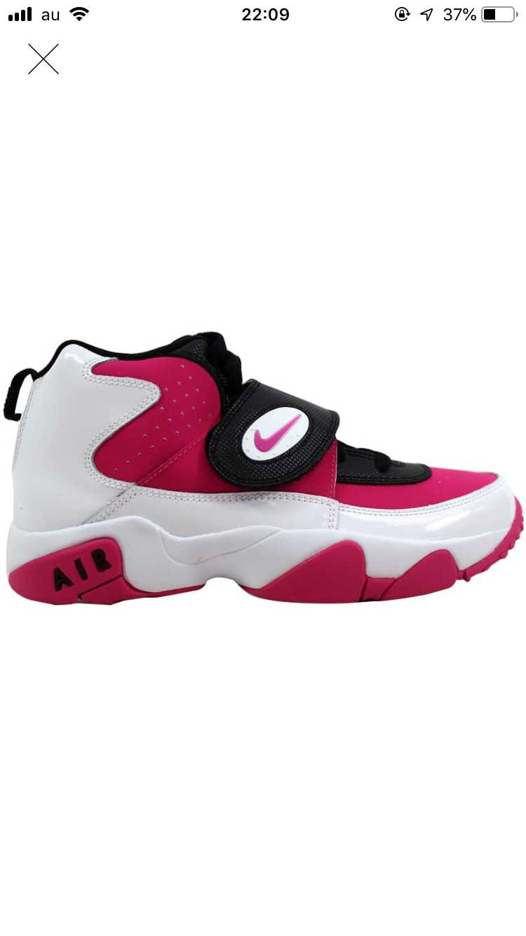 AIR MISSION RED