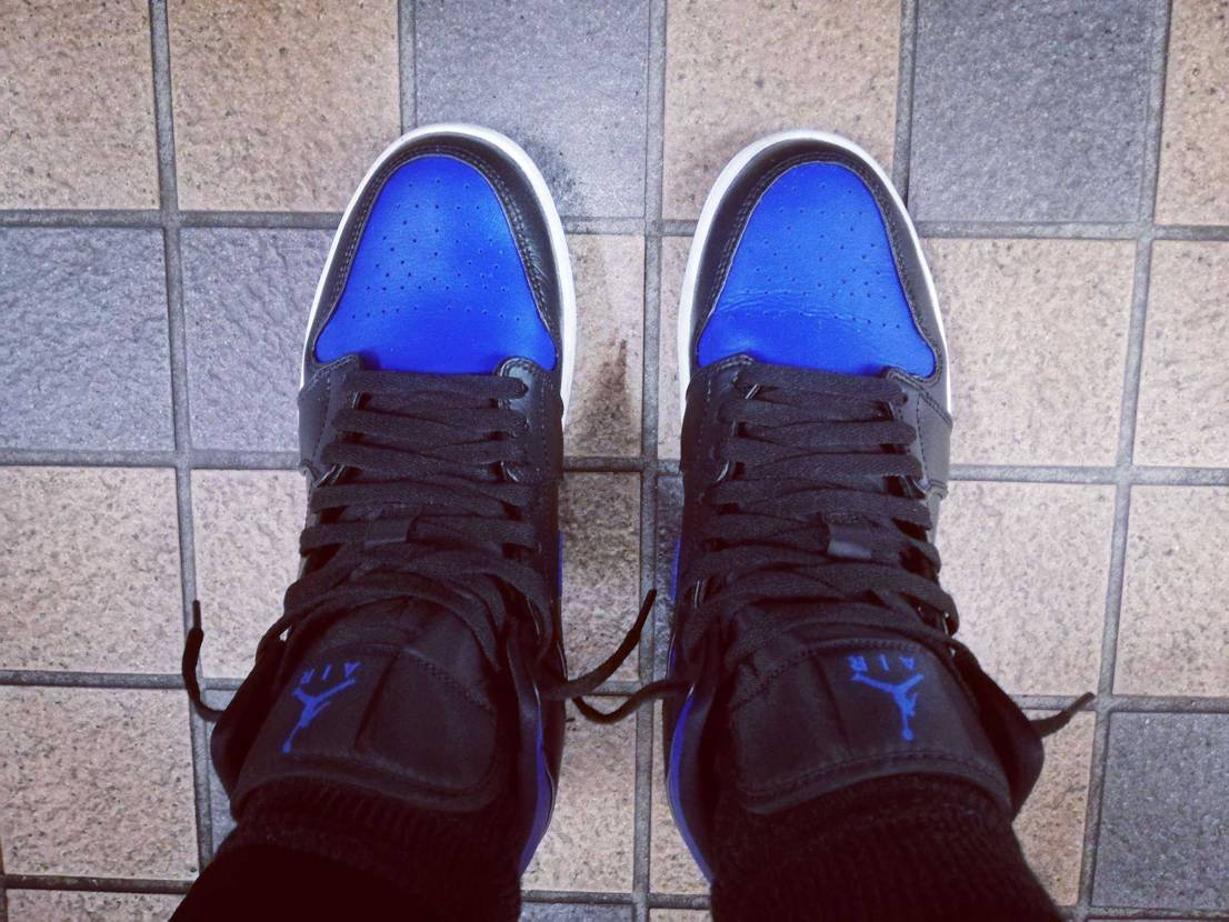 今日の通勤靴。