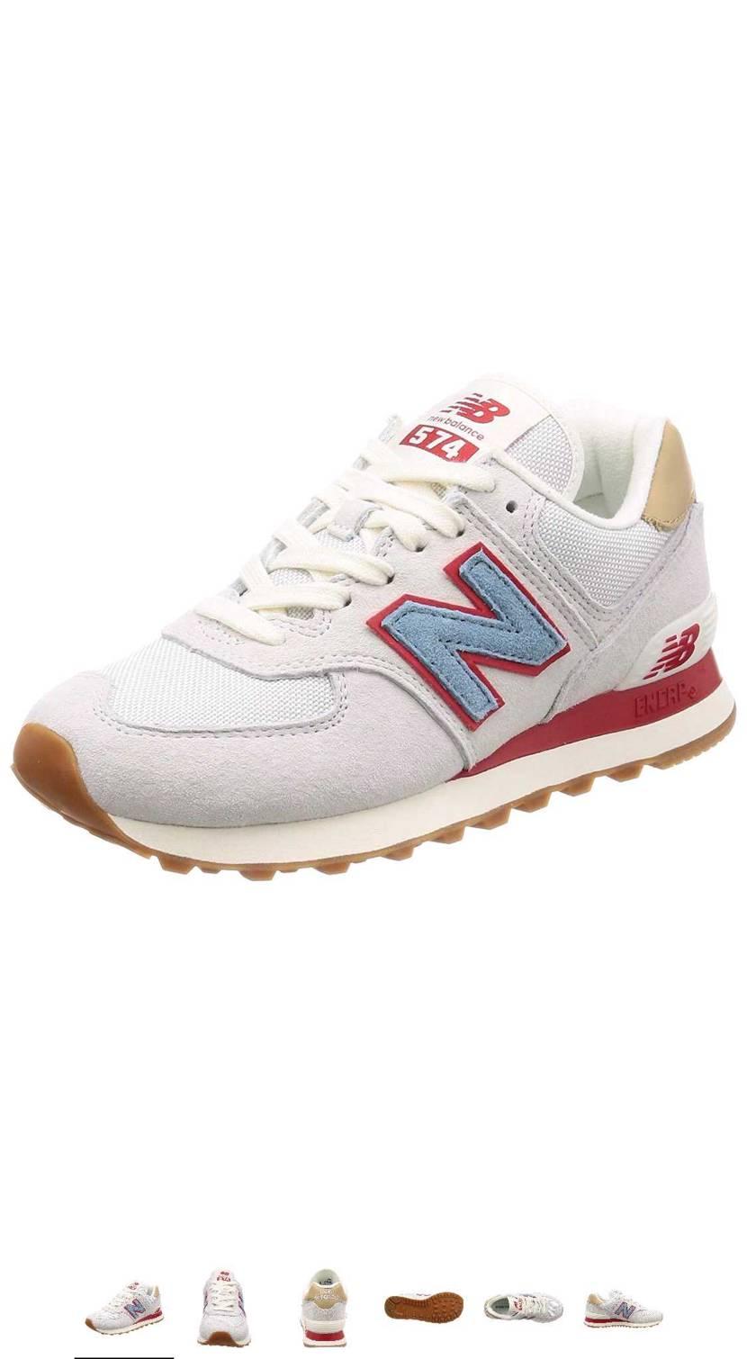 ニューバランスの直営店で足のサイズを測ってもらって、自分に合ったスニーカーを履い