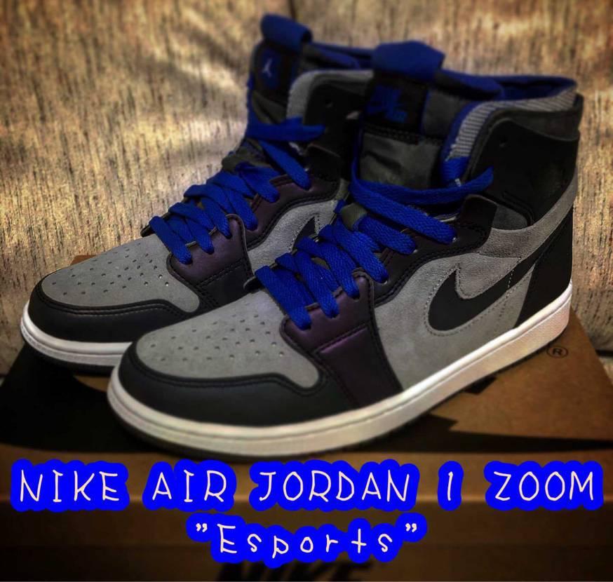 """NIKE AIR JORDAN 1 ZOOM """"Esports"""""""