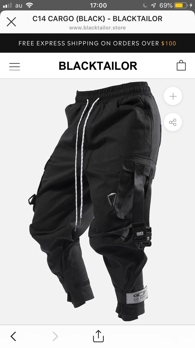 BLACKTAILORでズボンを9月10日に購入したのですがまだ届いてません。ど