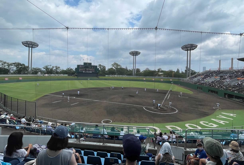 神奈川高校野球決勝📣 横浜vs横浜創学館 オリンピックも盛り上がってますが、
