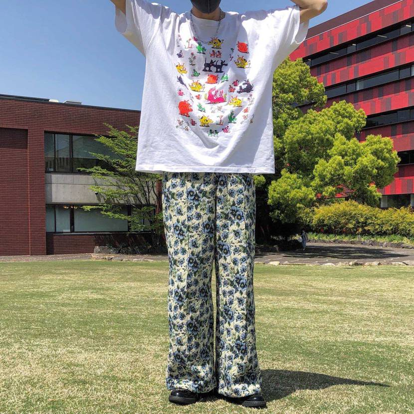 四十八手エロTシャツにAJ1  #nike #airjordan #スニーカ
