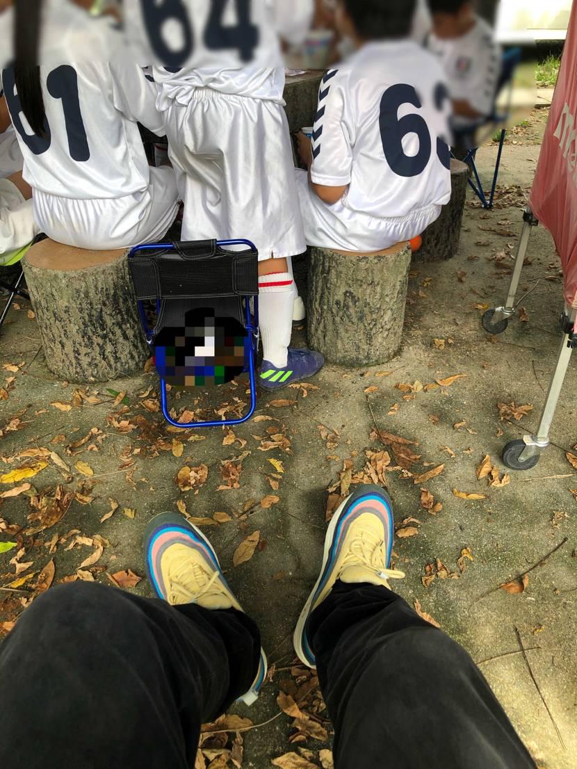 週末、娘のサッカー試合の応援へ⚽️ 自粛期間を経て今月から少しずつ再開したけど