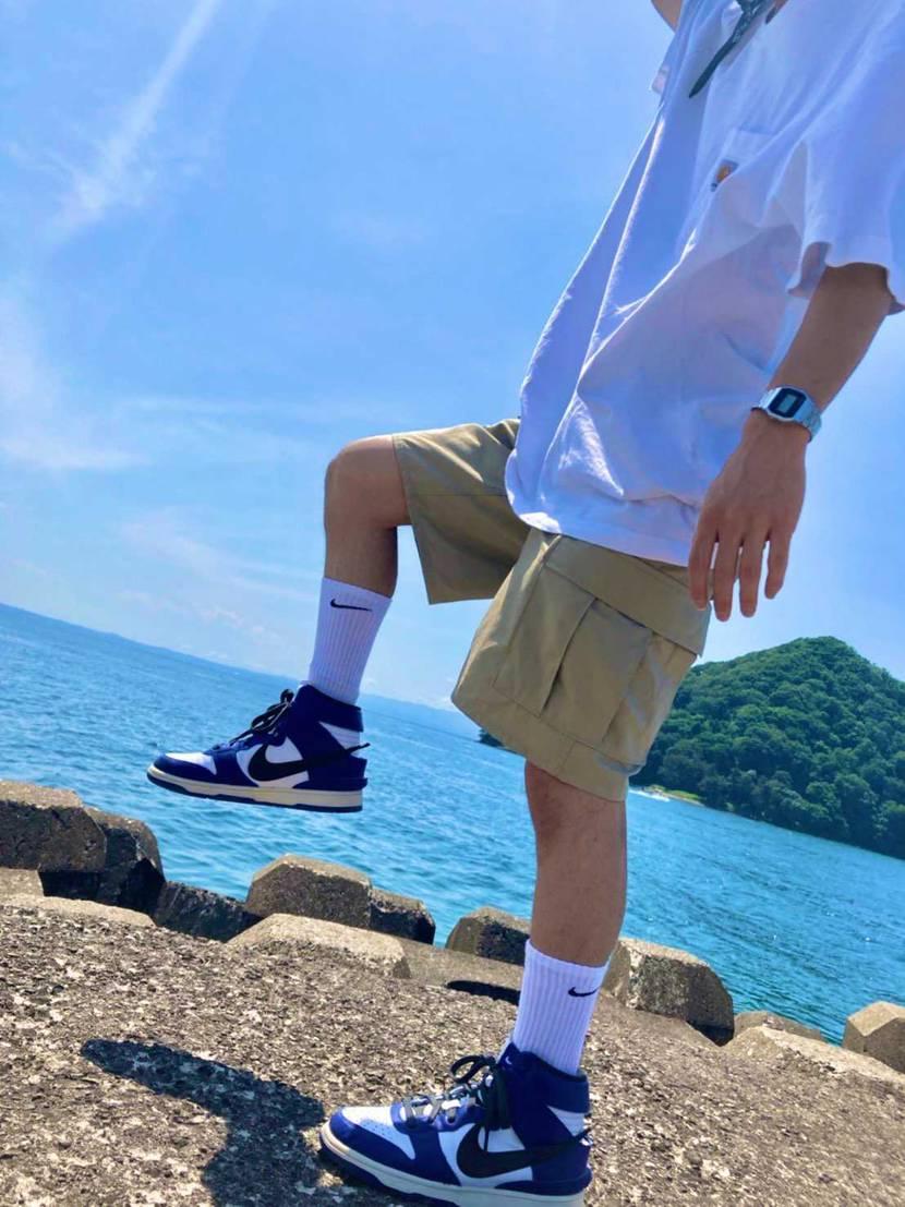 💙海×Deeproyal💙 夏にぴったり!