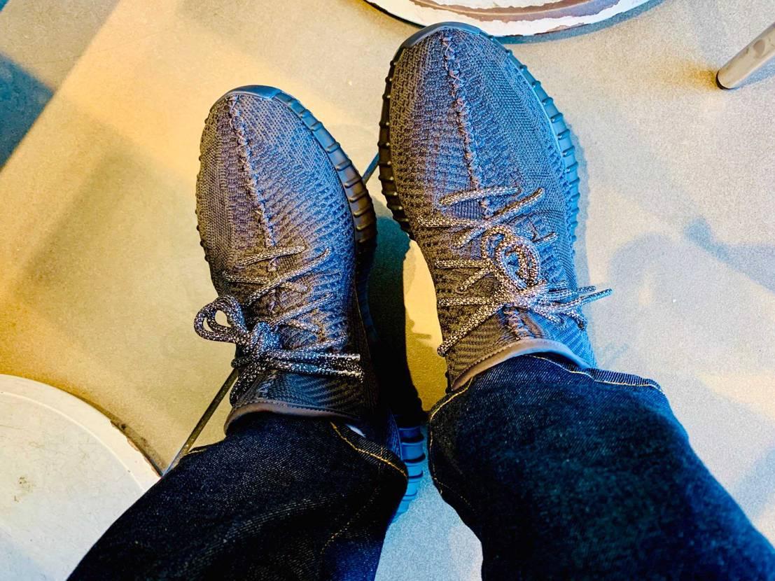 靴底がマシュマロみたいや₍₍ (ง ˙ω˙)ว ⁾⁾