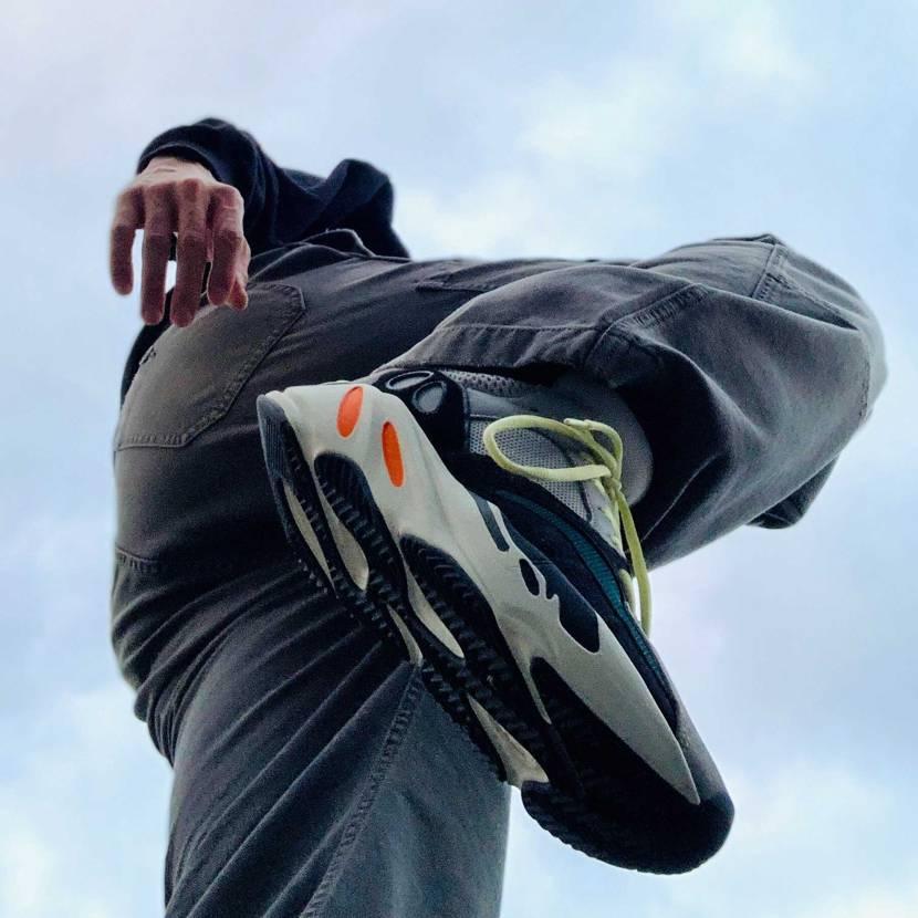 おはこんばんちは。 お気に入りのスニーカーはテンション上がる。  #キョム