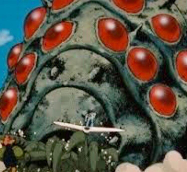 赤ソックスで王蟲の激おこ