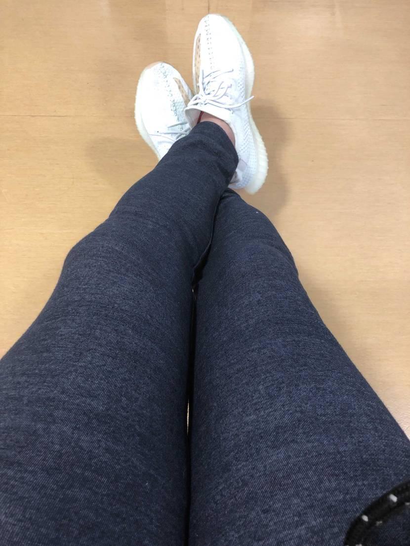 膝の様子が、良くならない… 病院です… ハイパースペースです… ブラック買