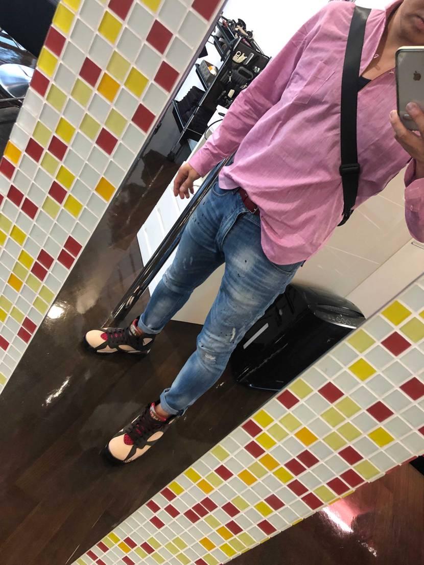 乙〜  これから、ホテルにて会合からの寿司予定です。 もう、寒いので履き替
