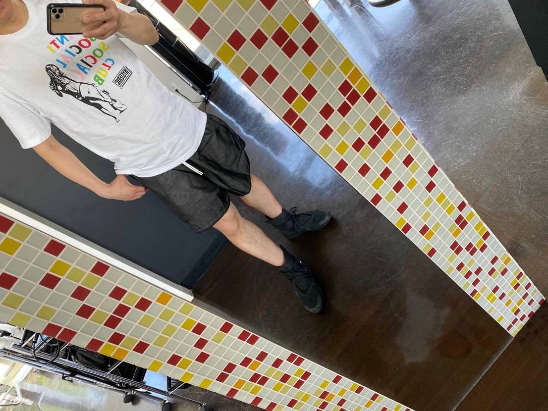ざす!  今日は、長靴履きました。 確実に履き替えます。 今日は、雨が降