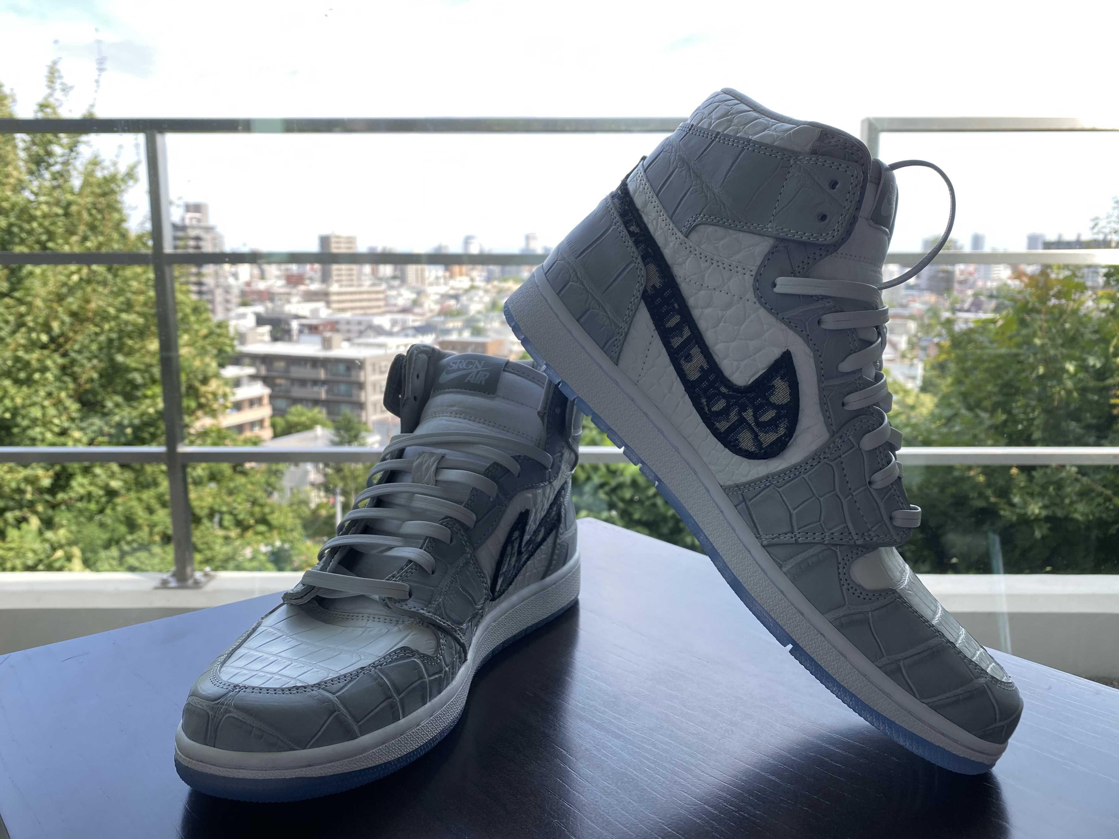 Air SRGN Lux Jordan 1 High