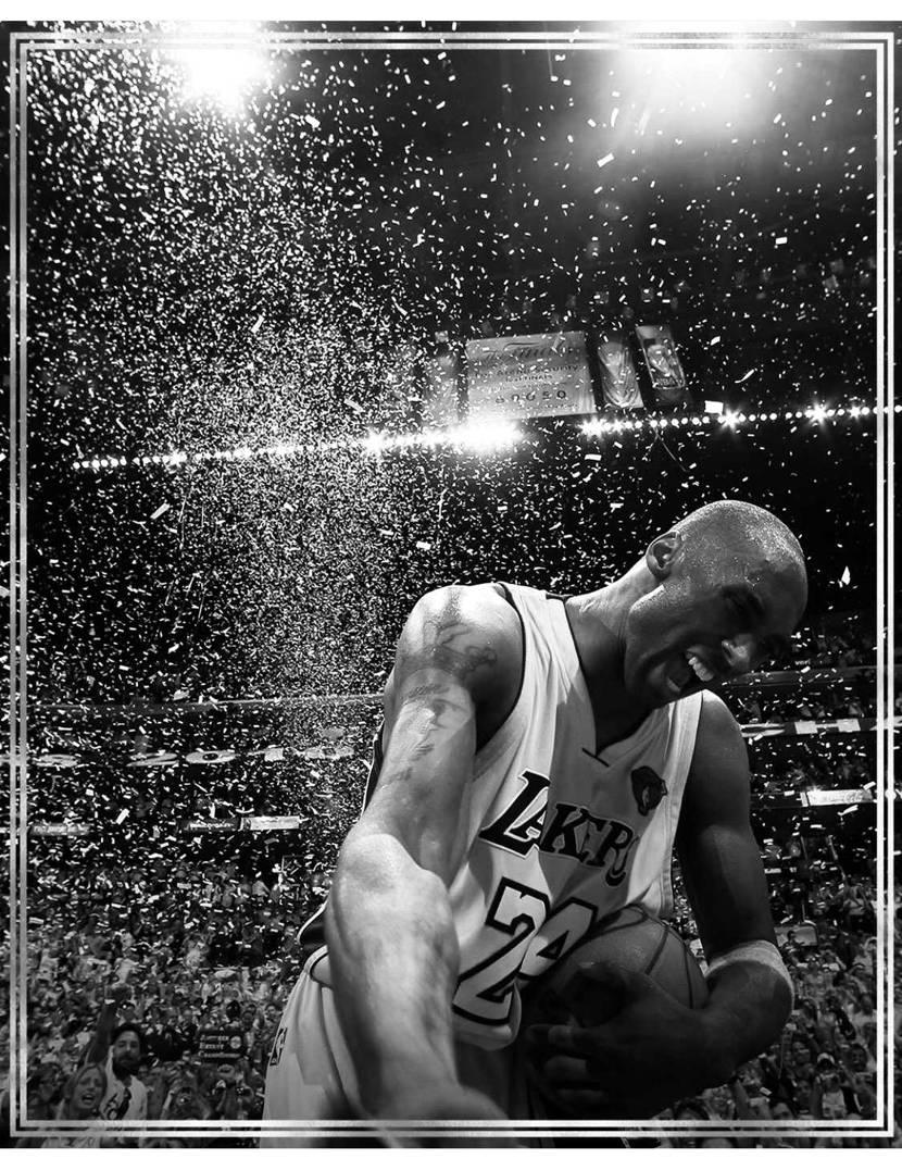 Rest In Peace Kobe いまだに信じられないし、信じたくない