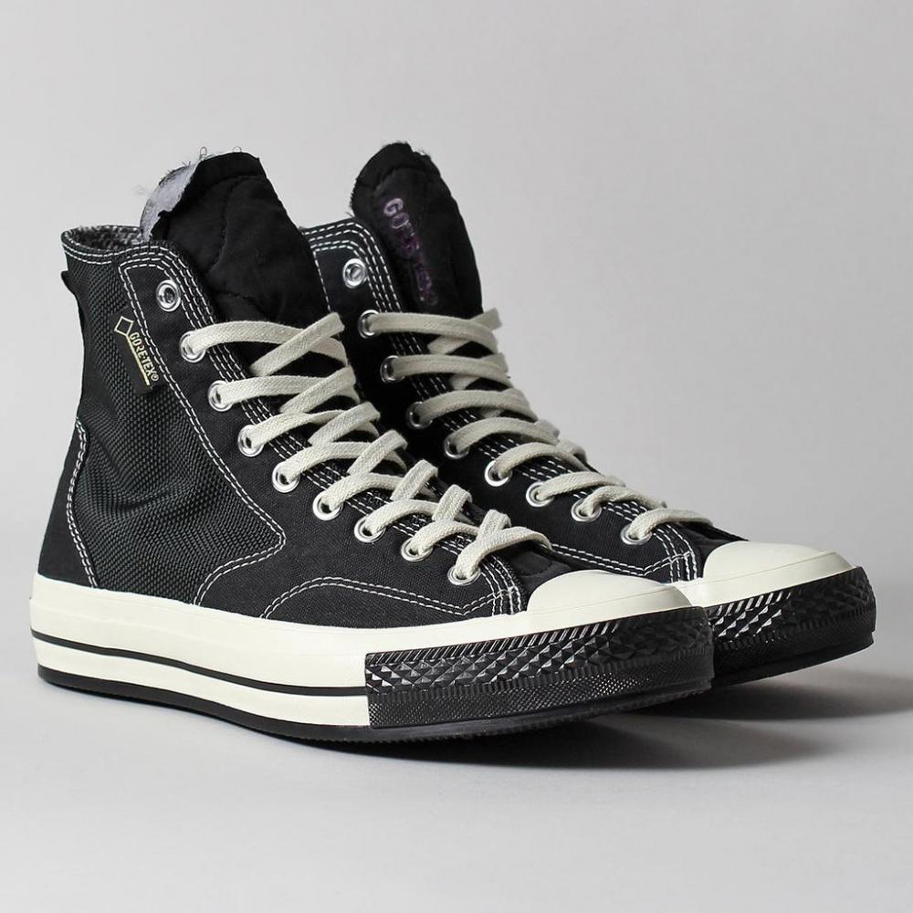 Chuck Taylor All Star 70 Hiker Shoes Black