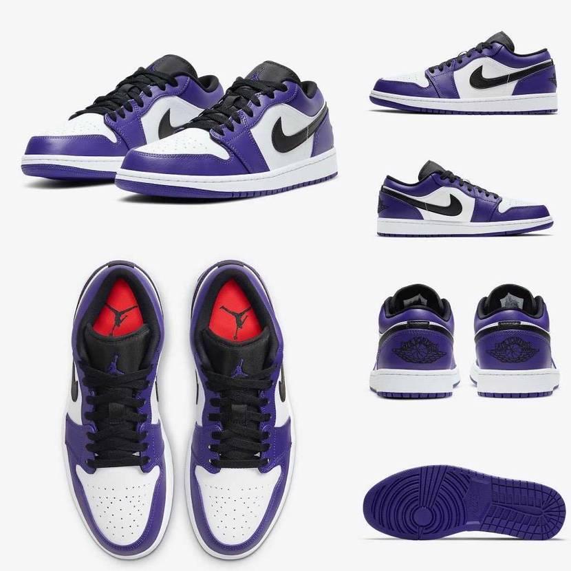 Off-Whiteよりも10月3日発売のインライン purpleがほちい。