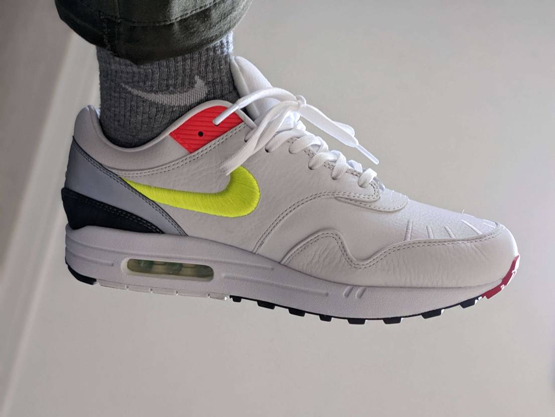 """AIR MAX 1 """"EVOLUTION OF ICONS""""  初履き✨ ベース"""