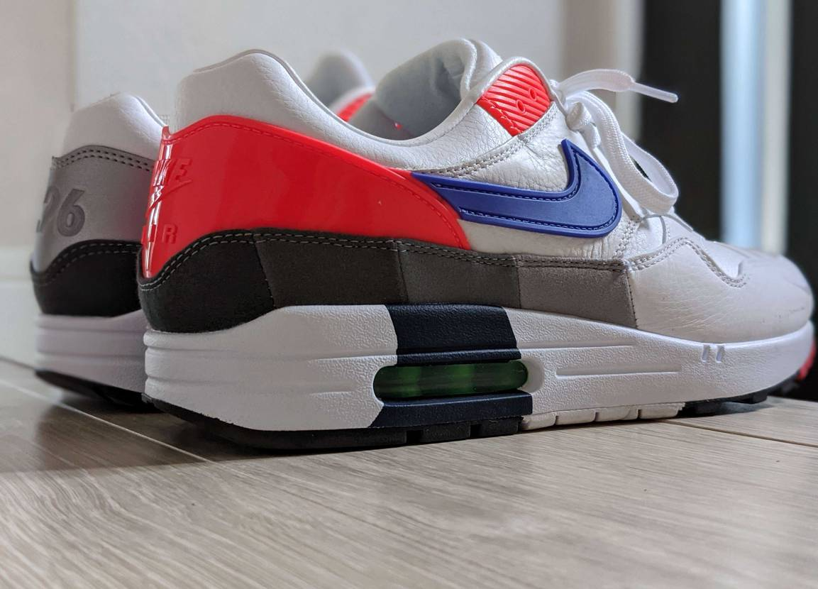 """AIR MAX 1 """"EVOLUTION OF ICONS""""  お気に入り✨"""