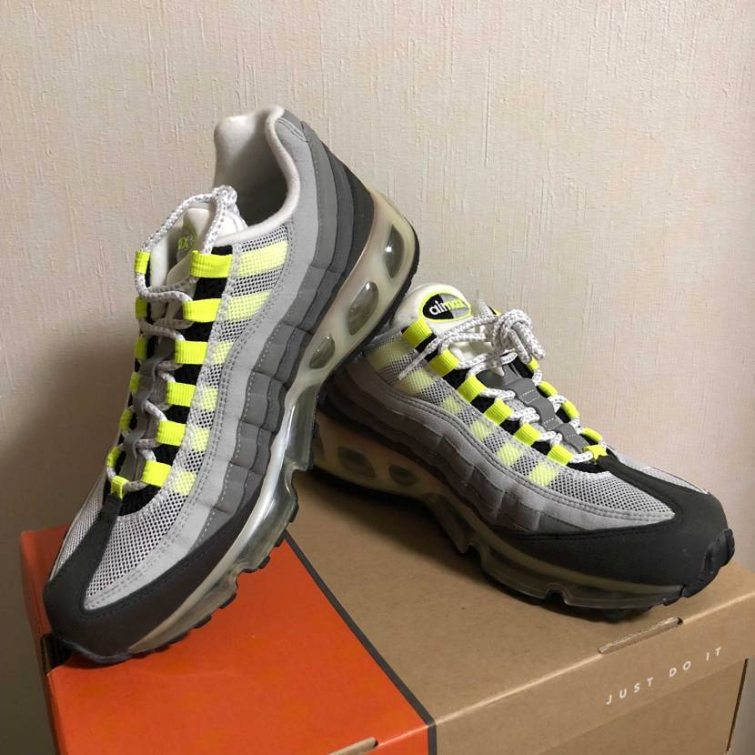 Air Max 95 360 One Time Only Pack Neon