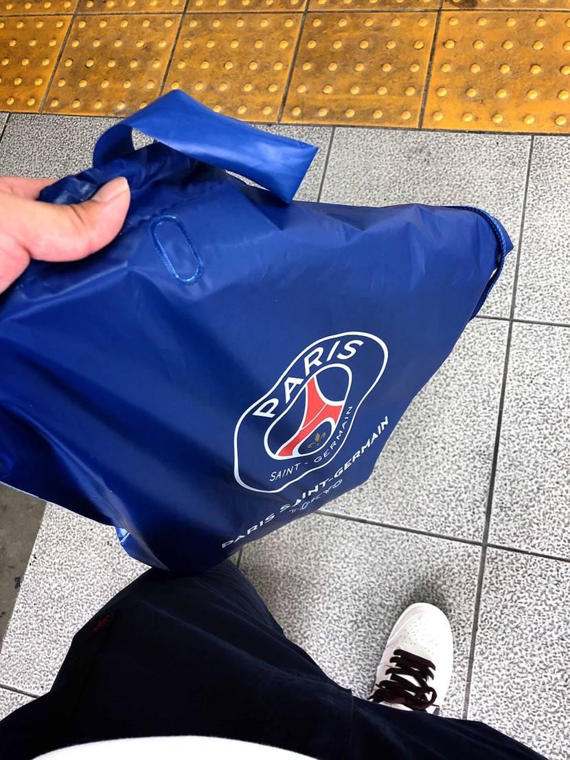 無事目的のブルゾンゲット😋渋谷エディフィスにはまだ全種類ありました😋  そし