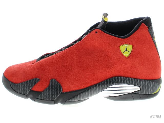 NIKE AIR JORDAN 14 RED Ferrari