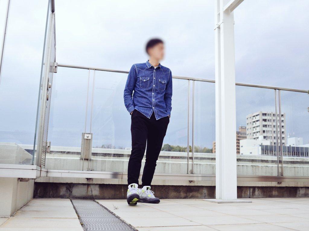 """NIKE AIR JORDAN 4 """"AIR MAX 95 NEON""""  今日の"""