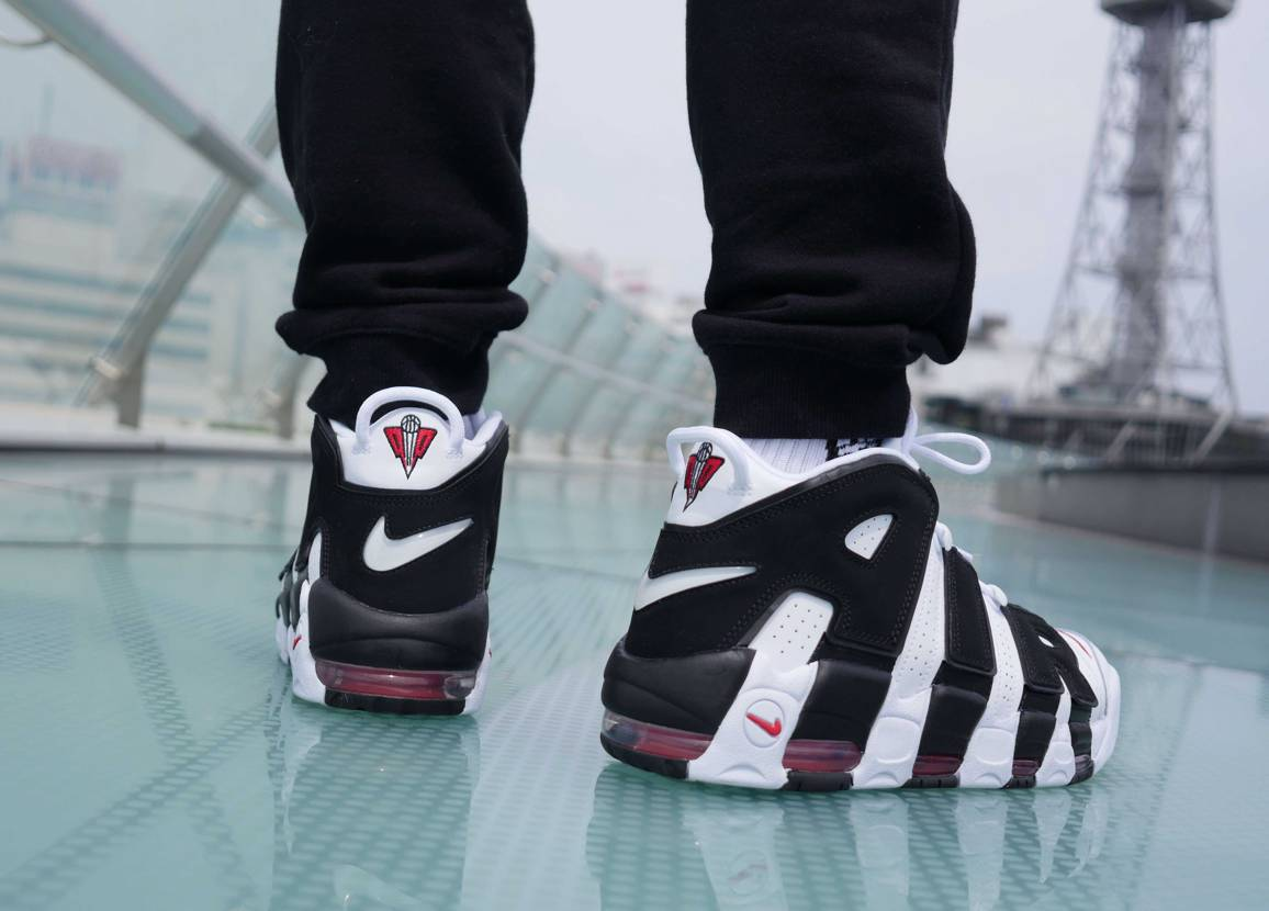 """NIKE AIR MORE UPTEMPO """"IN YOUR"""