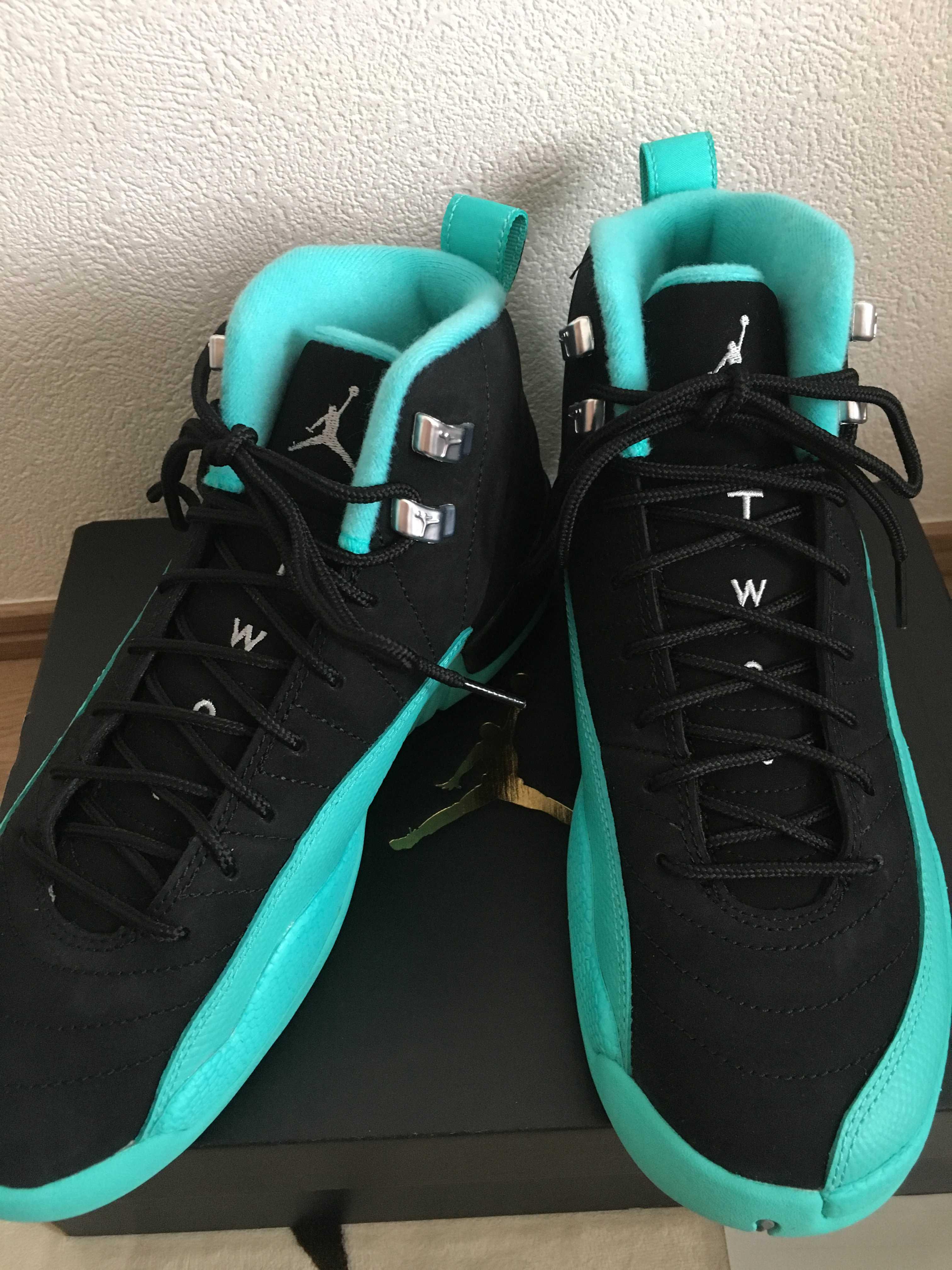 Air Jordan12 retro gamma blue