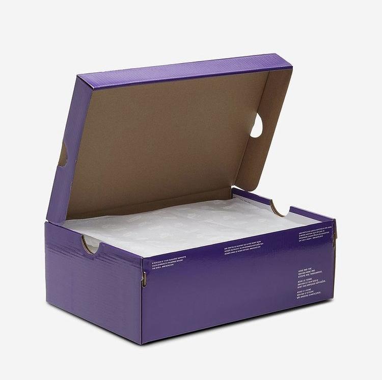 まさかの紫boxだったけど$110は意外