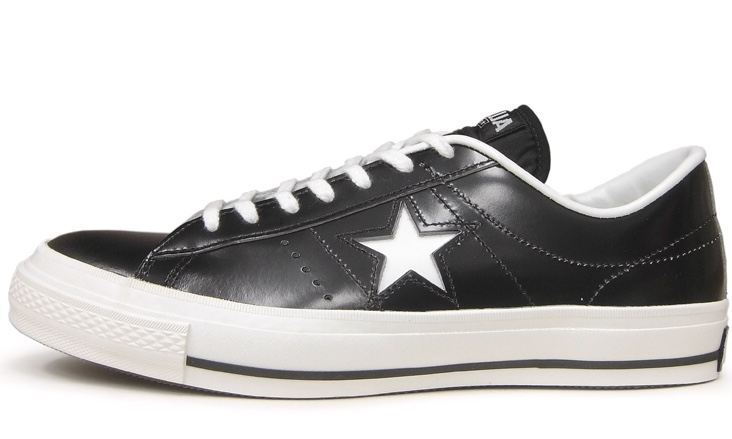 converse one star J black/white
