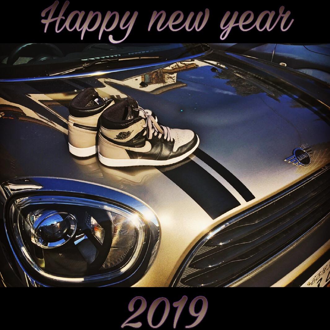 ・ 🌅🎍Happy new year 2019🎍🌅 ・ フォロワーの皆様‼