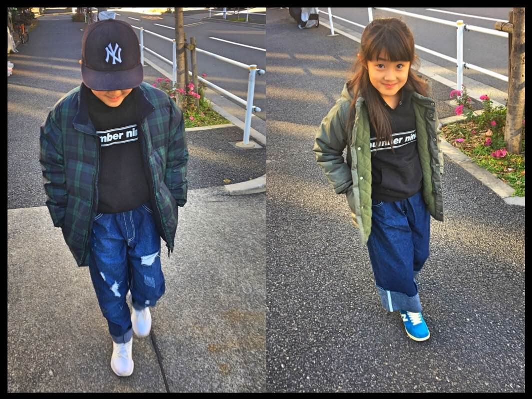 ・ 💙👦🏻👟 Coordinate of the  son of one da