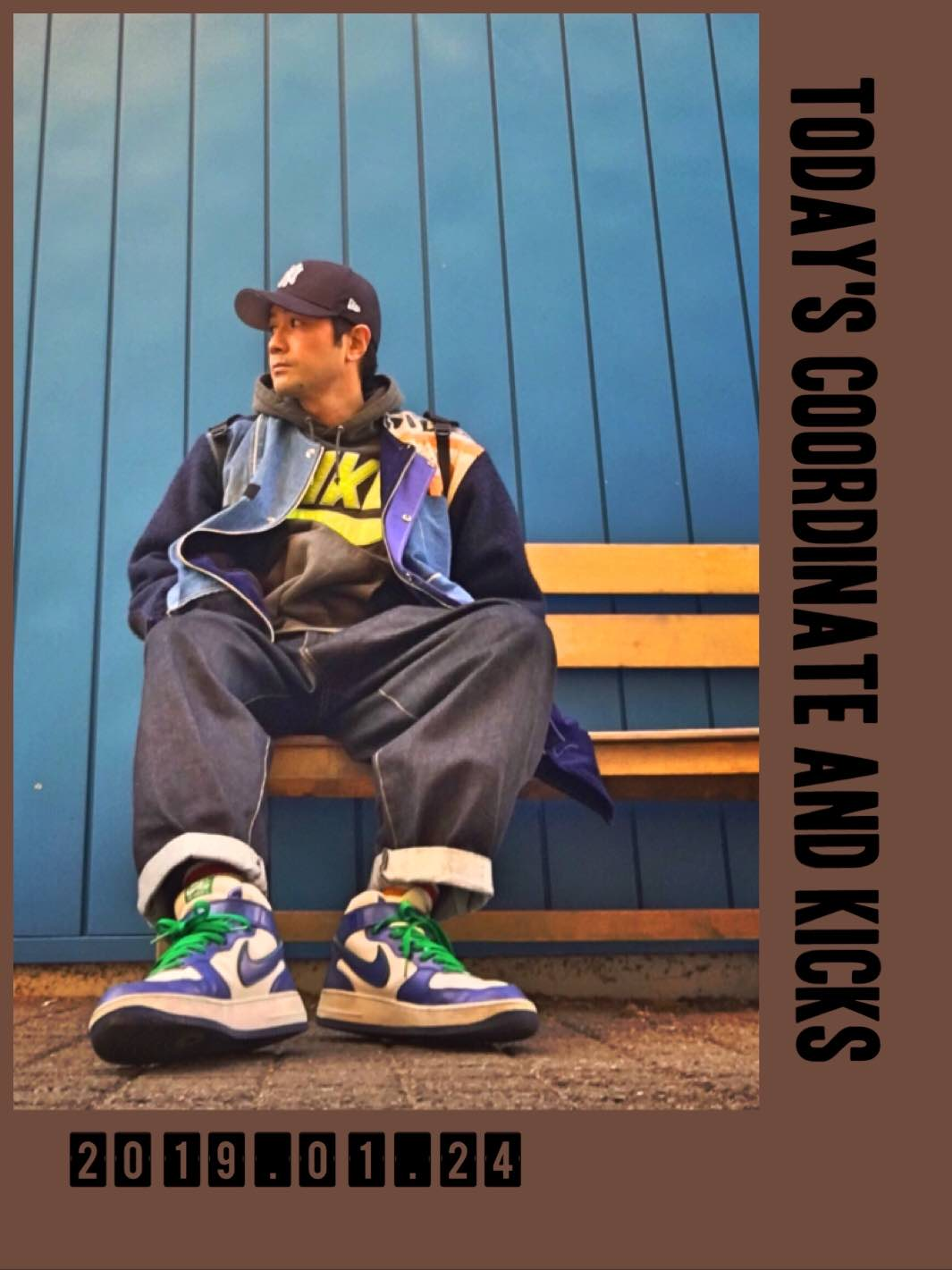 ・ 🚶🏽♂️👟Today's Coordinate and Kicks👟🚶🏽