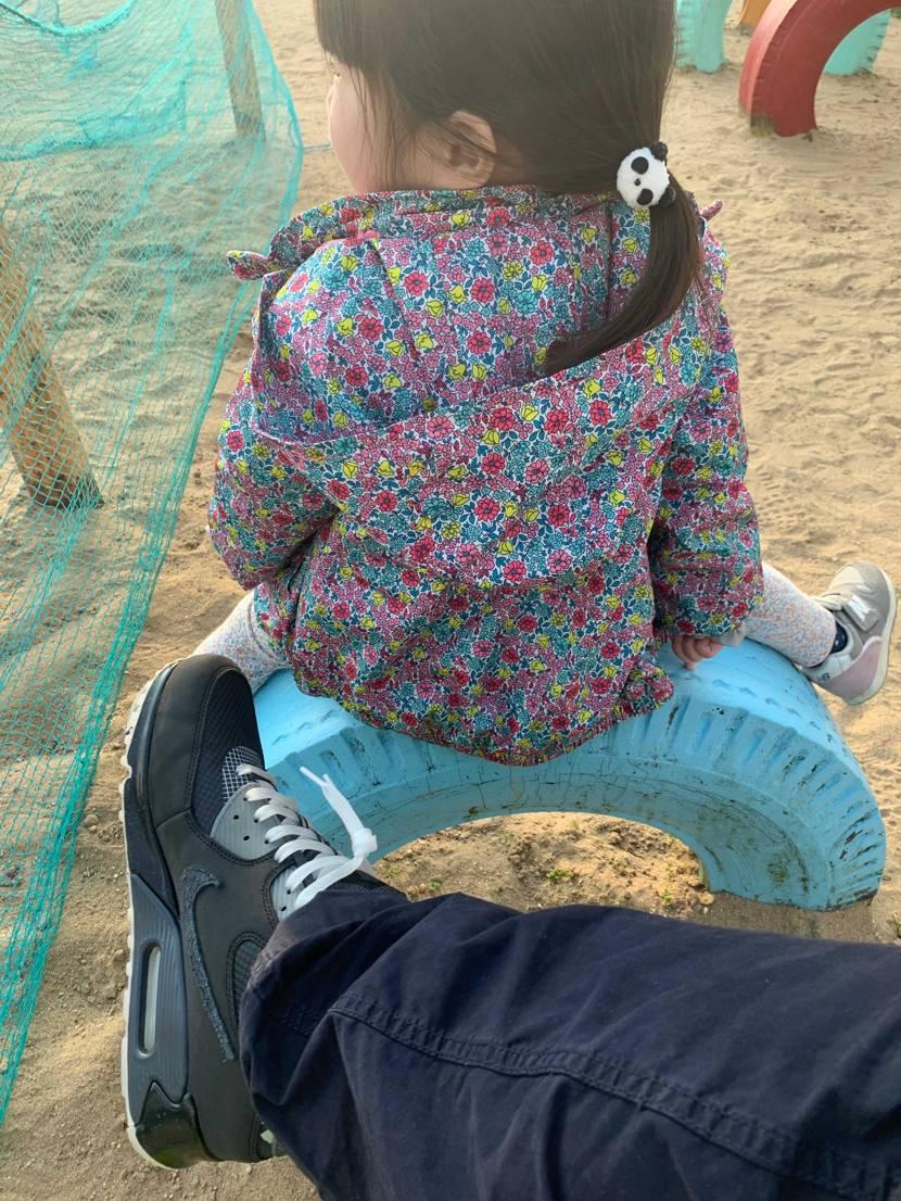 子供と一緒に📷  アンディ90やっぱりかっこいいなぁ〜 何かお揃いで履きた