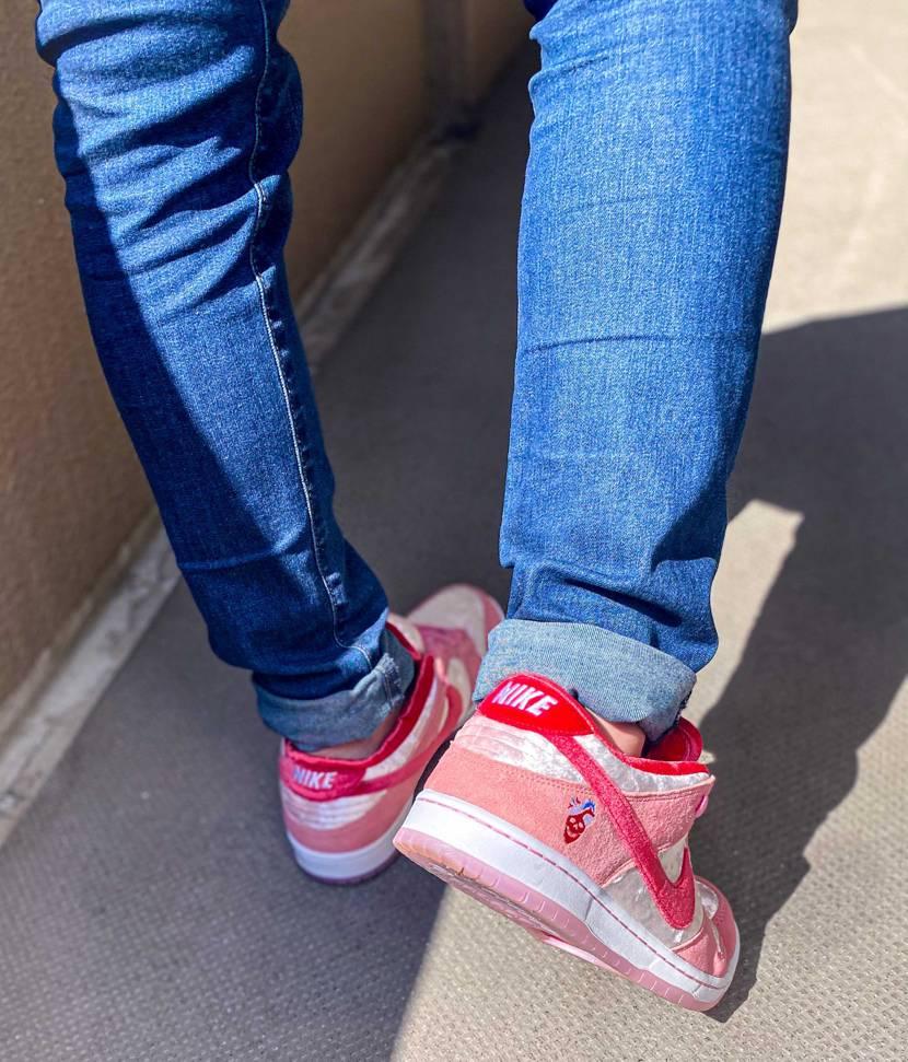 小3女子が好きそうなやつ2ヶ月ぶりに履きました