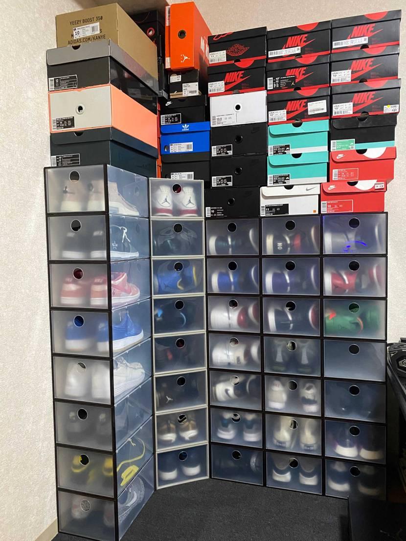 えげつないコレクションやご自宅の写真が飛び交う中100均のBOXで諍います☺️