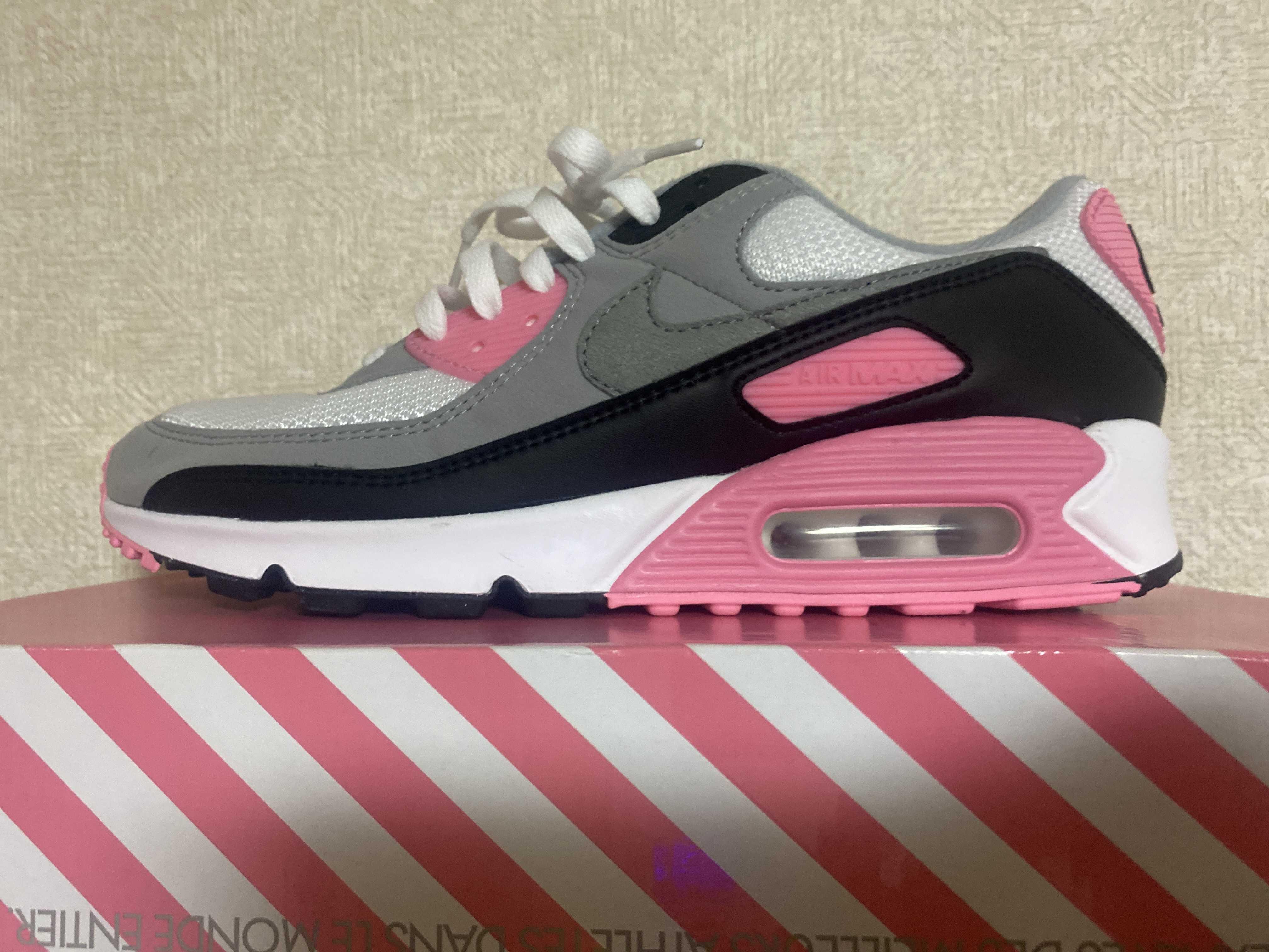 ナイキ エアマックス90 ピンク