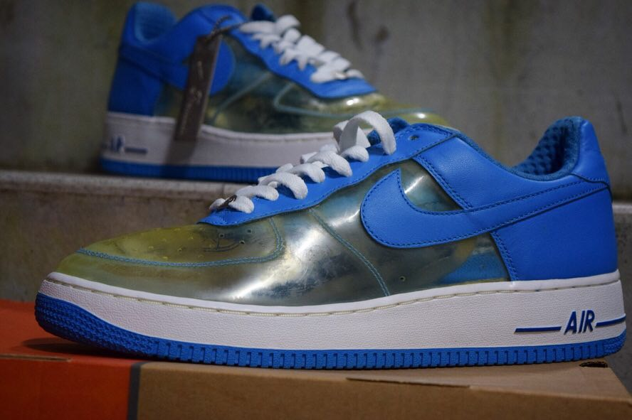 AIR FORCE 1 × Fantastic 4 ''invisible woman''