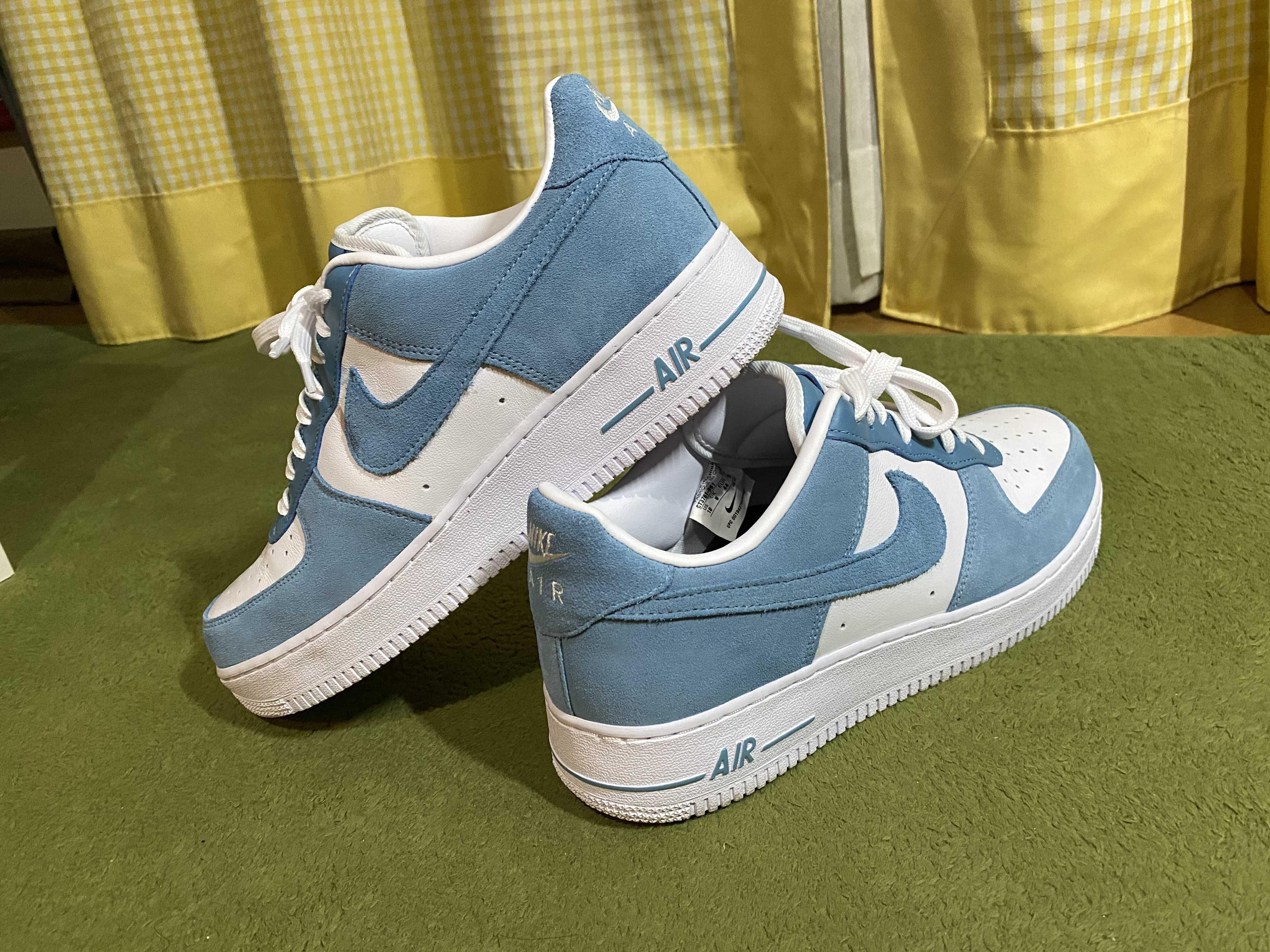 Nike By You Unlocked AF1