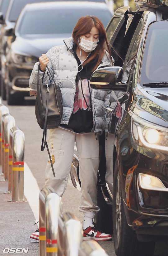 韓国めちゃ寒そう