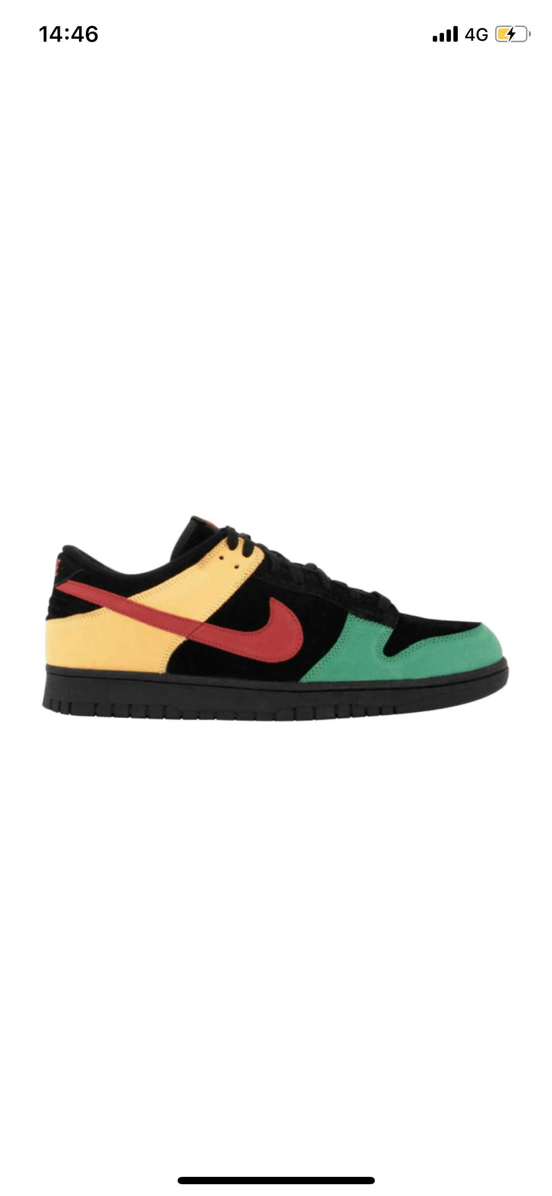 NIKE DUNK LOW CL JOURNEYS