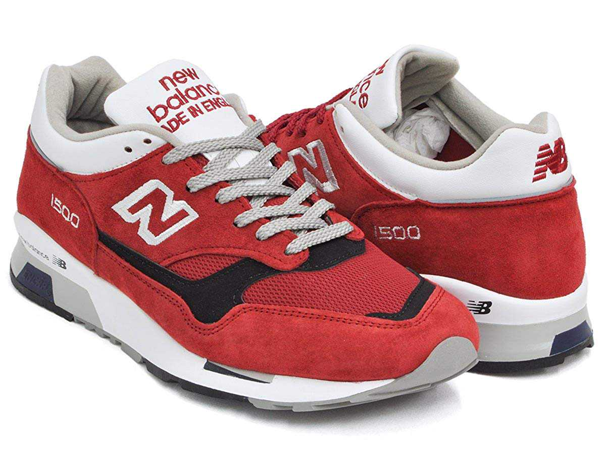 New Balance 1500 Limited Edition - Made In England -Red-