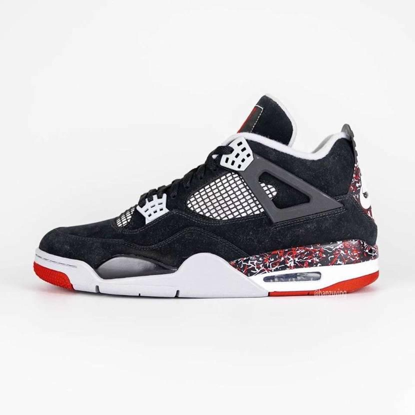 Drake OVO X Air Jordan4 - Sample