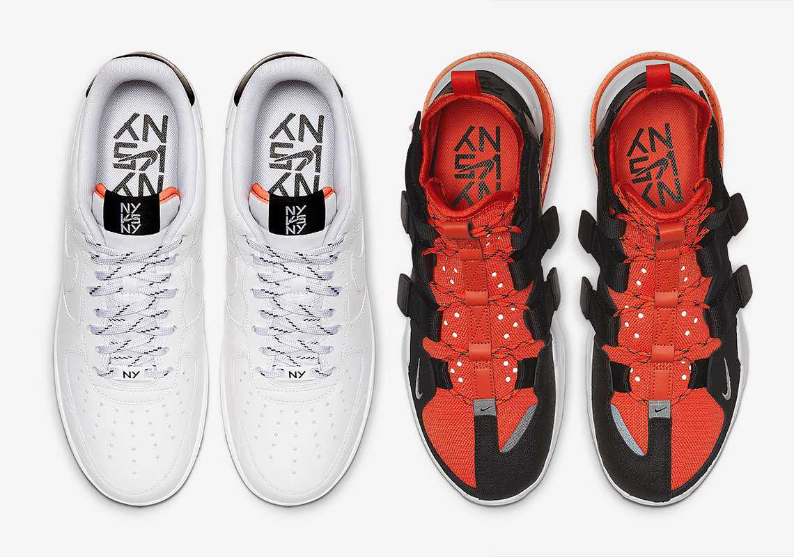 Nike Celebrates NYC Hoops Mania With The