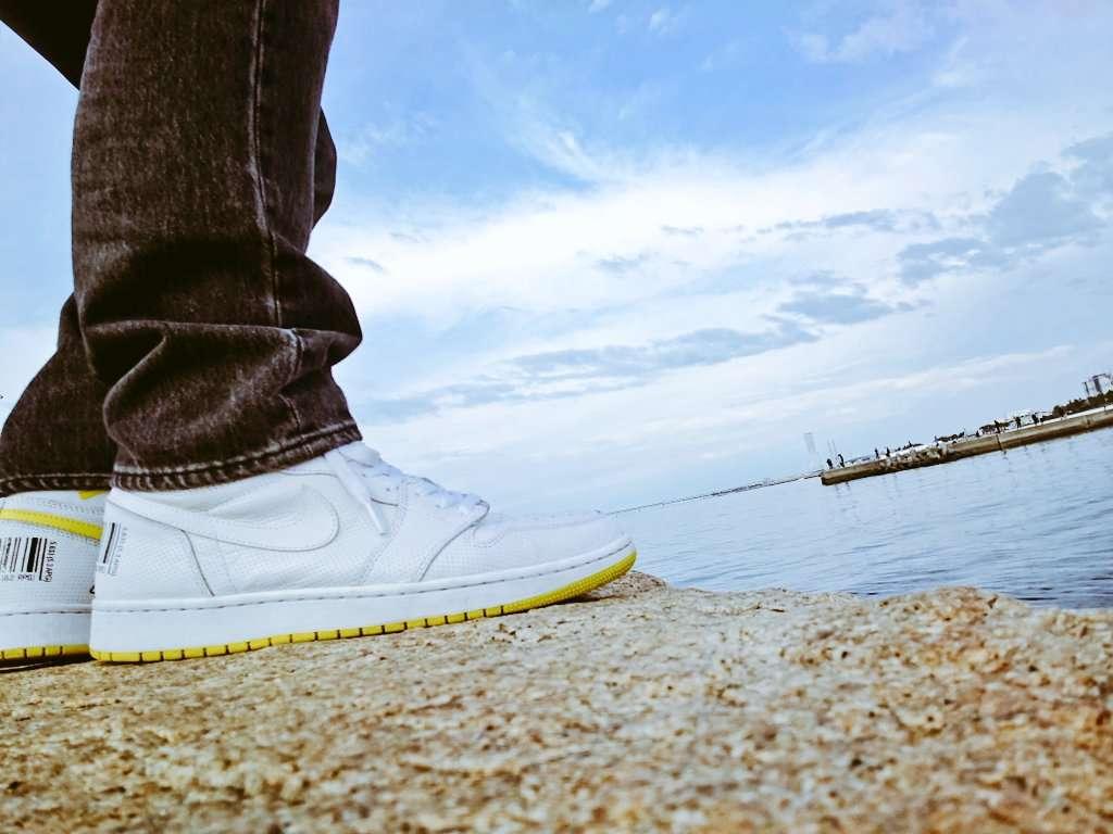 海 #nike #jordan #泉南りんくうパーク
