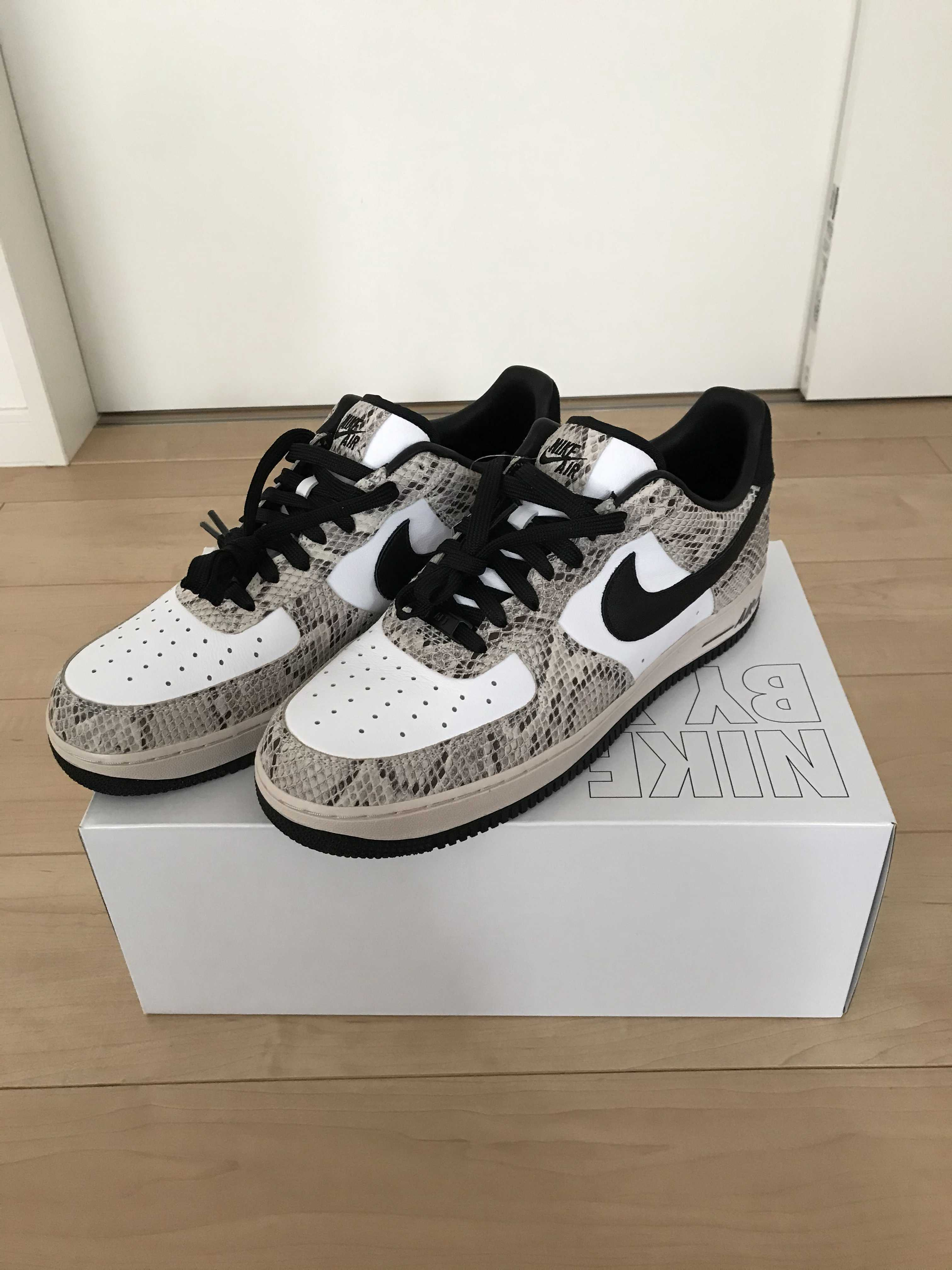 NIKE エアフォース1 BY YOU アンロックド