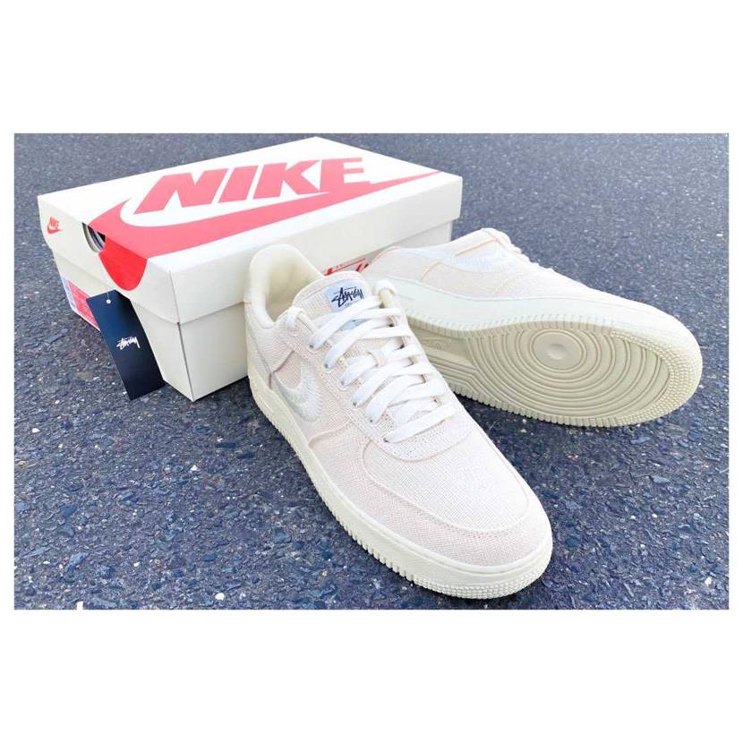 AIR FORCE 1 FOSSIL STÜSSY × NIKE  ーRe