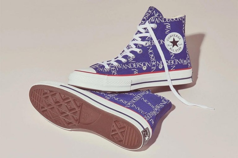 JW ANDERSON ×CONVERSE CHACK TAYLER 70 HIGH TOPS